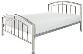 crowther cadiz chrome bed frame hudson u0026 taylor online bed