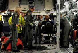 Fire Evacuations Nz by Medical Evacuation From Antarctica U003e Pacific Air Forces U003e Article