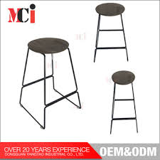 Industrial Metal Bar Stool Cafe Rustic Distressed Industrial Vintage Metal Bar Stool Antique