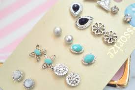 accessorize earrings accessorize sale jewellery haul mapped out uk beauty