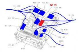peugeot bsi wiring diagram peugeot wiring diagrams instruction