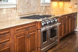 paint stained kitchen cabinets how to paint wood stained cabinets jng painting