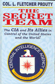 cia the secret team a censored book articles and global