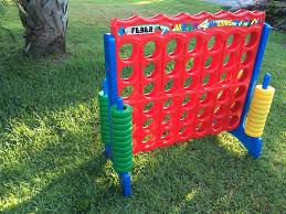 Backyard Connect Four by Interactive Games Popular U2014 Jupiter Bounce House 561 628 6688