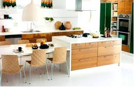 Kitchen Island With Table Seating Kitchen Islands With Seating For 6 Narrow Galley Kitchen With