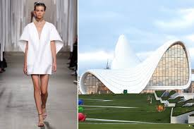 fashion designers inspired by architecture rosie assoulin