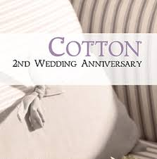 2nd wedding anniversary 2nd anniversary cards cotton funky pigeon