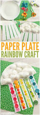 paper plate rainbow craft easy peasy and fun