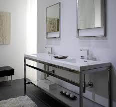 32 trendy and chic industrial bathroom vanity ideas digsdigs metal