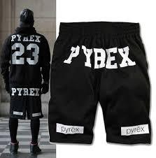 pyrex clothing 2018 brand style 2015 pyrex vision shorts for men women harajuku