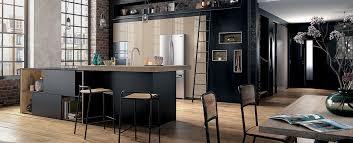 cuisine moderne noir et blanc attractive modele cuisine noir et blanc 8 cuisine moderne 238lot