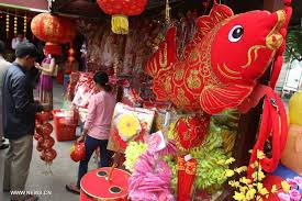 New Year Decorations Items by Cambodia Prepares For Chinese New Year Celebrations Xinhua
