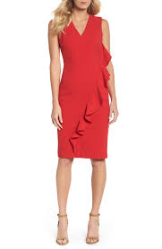 red cocktail women u0027s red dresses nordstrom