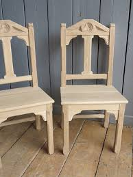 Cheap Church Chairs For Sale Gothic Solid Oak Kitchen Dining Chairs