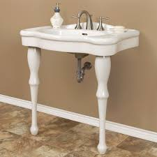 bathroom sink console sink with shelf 30 bathroom vanity