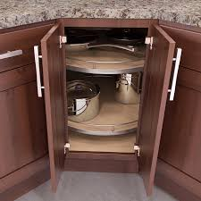 circle lazy susan cabinet furniture decor trend kitchen lazy
