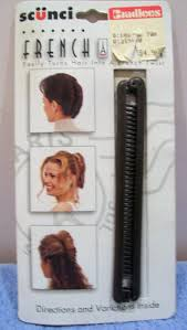scunci twist free scunci twist easily turns hair into a twist