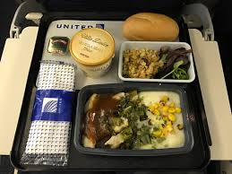 United Airlines Flight Change by Surprise Meal On United Proves Why Meals Don U0027t Matter Live And