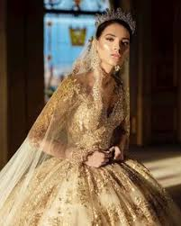 gold wedding dress gold wedding dress couture dress sleeves dress gowns