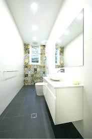 narrow bathroom ideas narrow bathroom sjusenate com