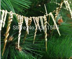 cheap icicle tree ornaments find icicle tree