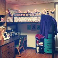 Free College Dorm Loft Bed Plans by 45 Best Dorm Room Hacks Images On Pinterest Projects College