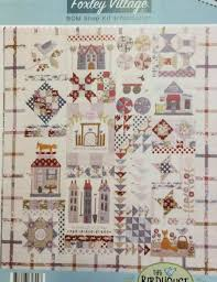 birdhouse quilt pattern the birdhouse foxley village block of the month quilt pattern by