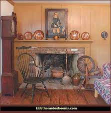Colonial Home Decorating Decorating Theme Bedrooms Maries Manor Primitive Americana