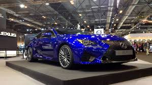 lexus rc f modified lexus to build modified rc f with help from instagram followers