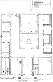 roman insula floor plan regio i insula xi domus del tempio rotondo i xi 2 3