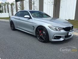 bmw 420d bmw 420i 2014 sport line 2 0 in selangor automatic coupe silver