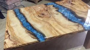 live edge river table epoxy live edge river coffee table youtube