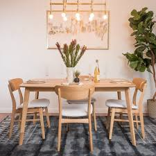 modern wooden chairs for dining table 42 modern dining room sets table chair combinations that just