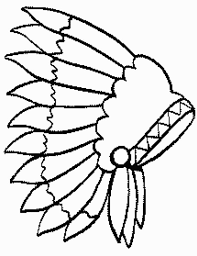 native american patterns printables indian coloring pages 032