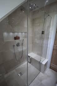 bespoke small luxury bathroom stone u0026 chrome