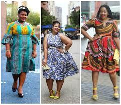 ankara dresses the knee ankara dresses for plus size women afrocosmopolitan