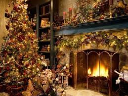 17 best decorating christmas fireplace mantels images on pinterest