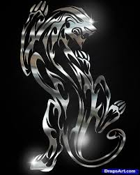 tribal panther tattoomagz