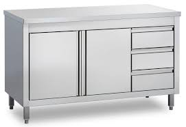stainless steel prep table with drawers furniture chic stainless steel prep table for kitchen furniture