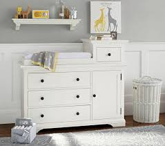 Madison Pottery Barn Crib Madison Changing Table Pottery Barn Kids