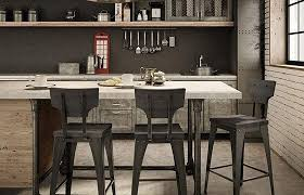 industrial kitchen furniture industrial furniture decor ideas for your home overstock