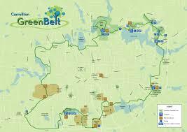 Alabama City Map Map The Carrollton Greenbelt
