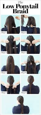 step bu step coil hairstyles how to braid hair 8 cute diy hairstyles for every hair type glamour