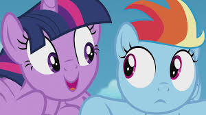 Twilight Sparkle Bedroom Image Twilight Gets Uncomfortably Close To Rainbow S5e25 Png