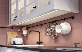 ideas for cabinet lighting in kitchen kitchen lighting ideas small kitchen lighting ideas ikea