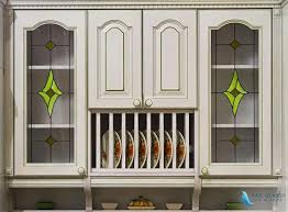 kitchen cabinet doors with glass panels types of glasses to use for your kitchen cabinets