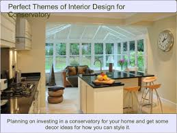home themes interior design themes of interior design for conservatory