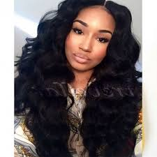 full sew in hairstyles gallery wavy weave hairstyles with side bangs picturesgratisylegal