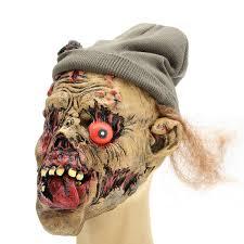caretaker zombie mask fancy dress halloween costume horror