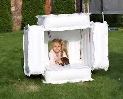 Inflatable Chair And Ottoman by Kliko Kids Furniture And Toys Blend Fun Into Inflatable Furniture